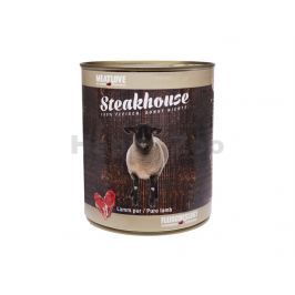 Konzerva MEATLOVE Steakhouse Pure Lamb 800g