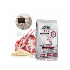 PLATINUM Natural Adult Lamb and Rice 15kg