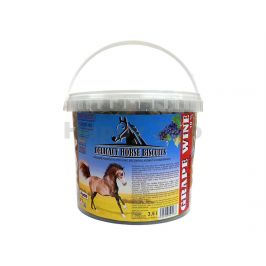 APETIT Delicay Horse Biscuits Grape Wine 3,5l
