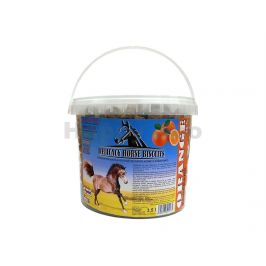APETIT Delicay Horse Biscuits Orange 3,5l
