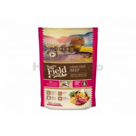 SAM´S FIELD Grain Free Beef 800g