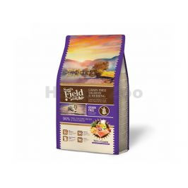 SAM´S FIELD Grain Free Salmon & Herring 2,5kg