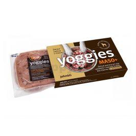 YOGGIES B.A.R.F. Maso+ jehněčí s probiotiky 500g