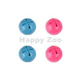Hračka pro kočky FLAMINGO - Ebba míček s rolničkou 3,5cm (2ks) (
