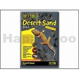 EXOTERRA Desert Sand Black - černý pouštní písek 4,5kg