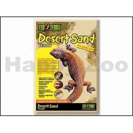 EXOTERRA Desert Sand Yellow - žlutý pouštní písek 4,5kg