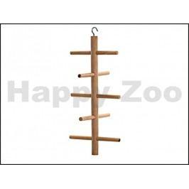 Hračka pro ptáky KARLIE-FLAMINGO - strom z příček na šplhání 34x