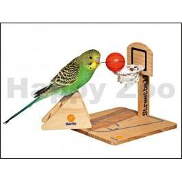 Hračka pro ptáky KARLIE-FLAMINGO - basketbalová hřiště s míčem 2