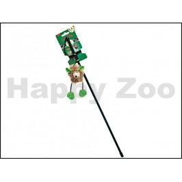 Škádlítko KARLIE-FLAMINGO s mikročipovým ježkem se zvukem a catn