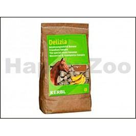 KETRIS Delizia banán pochoutka pro koně 25kg