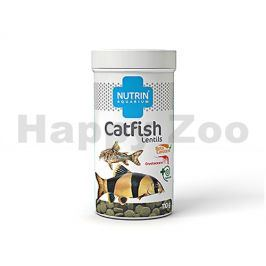 NUTRIN Catfish Lentils 250ml (130g)