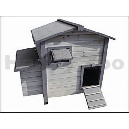 Kurník KARLIE-FLAMINGO Happy Hen Cottage 118x86x97cm