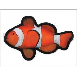 Hračka DOG FANTASY textil - ryba klaun 26cm