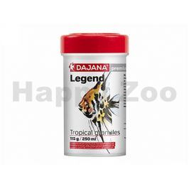 DAJANA Legend Tropical Granules 250ml