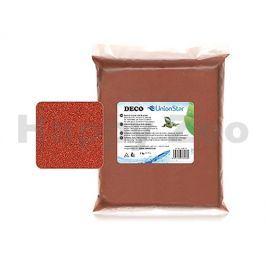 Terarijní písek UNIONSTAR Deco terakota (0,7-1,2mm) 2kg