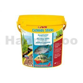 SERA Cichlid Sticks 10l