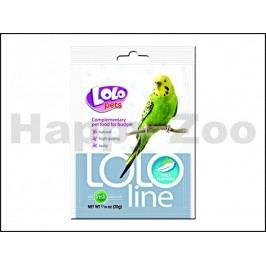 LOLO Line perličky na přepeření pro andulky 20g