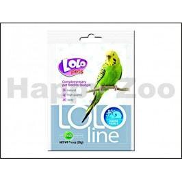 LOLO Line perličky s jódem pro andulky 20g