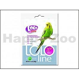 LOLO Line perličky na energii a kondici pro andulky 20g