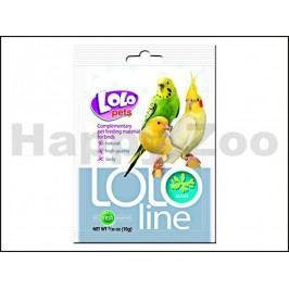 LOLO Line mořská řasa pro ptáky 10g