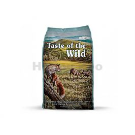 TASTE OF THE WILD Canine Apalachian Valley Small Breed 12,2kg