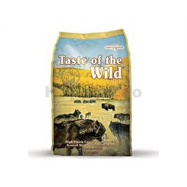 TASTE OF THE WILD Canine High Prairie 5,6kg
