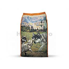 TASTE OF THE WILD Puppy High Prairie 12,2kg