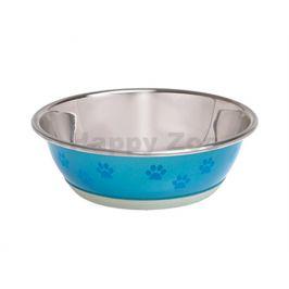 Nerezová miska FLAMINGO Selecta světle modrá 300ml (12cm) (DOPRO
