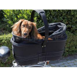 Přepravní taška TRIXIE Long na zadní nosič kola 29x49x60cmcm (do