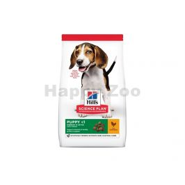 HILLS Canine Puppy Medium Chicken 800g