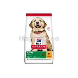 HILLS Canine Puppy Large Breed Chicken 800g