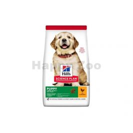 HILLS Canine Puppy Large Breed Chicken 16kg