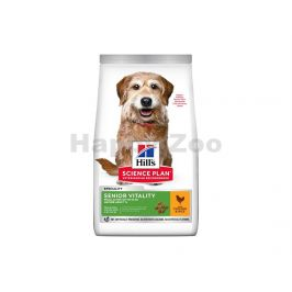 HILLS Canine Mature Adult 7+ Senior Vitality Small & Mini Chicke