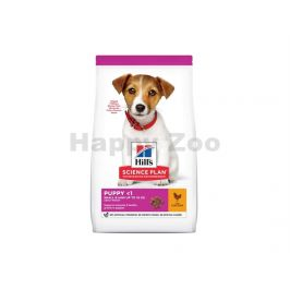 HILLS Canine Puppy Small & Mini Chicken 6kg