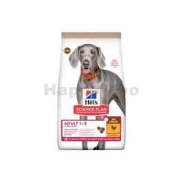 HILLS Canine Adult No Grain Large Breed Chicken 14kg