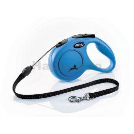 FLEXI New Classic (M) lanko modré (8m, do 20kg)