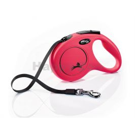 FLEXI New Classic (M) pásek červené (5m, do 25kg)