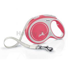 FLEXI New Comfort (L) pásek červené (8m, do 50kg)