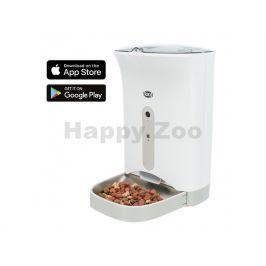 Automatický zásobník na krmivo TRIXIE Smart TX8 bílý 24x38x19cm