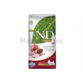 N&D Grain Free Prime Dog Adult Mini Chicken & Pomegranate 7kg