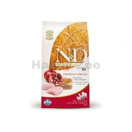 N&D Low Grain Dog Senior Mini Chicken & Pomegranate 2,5kg