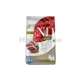 N&D Grain Free Quinoa Dog Neutered Adult Mini Duck & Broccoli 2,