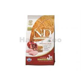 N&D Low Grain Dog Senior Mini Chicken & Pomegranate 800g