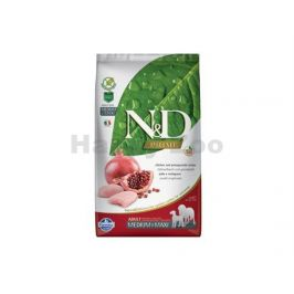 N&D Grain Free Prime Dog Puppy Medium/Maxi Chicken & Pomegranate