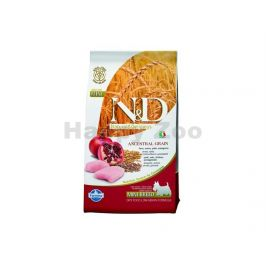 N&D Low Grain Dog Light Mini Chicken & Pomegranate 800g