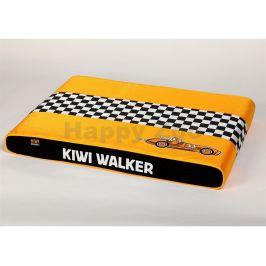 Matrace KIWI WALKER Racing Kiwi Cigar Mattress Orange/Black (XL)