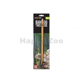 Terarijní pinzeta REPTI PLANET bambusová 28cm
