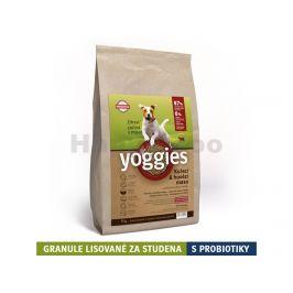 YOGGIES Minigranule kuřecí & hovězí 5kg