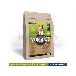 YOGGIES kozí maso & zelenina 5kg