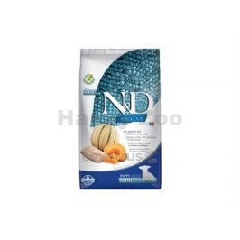 N&D Grain Free Ocean Dog Puppy Mini Codfish & Pumpkin & Melon 2,
